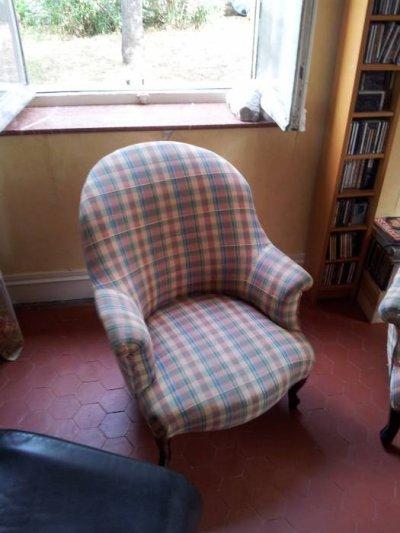 r fection fauteuil vaucluse confection de coussins paca. Black Bedroom Furniture Sets. Home Design Ideas